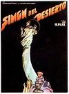 Cartel de la pelicula Simon del desierto