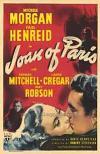 Cartel de la película Juana de Paris