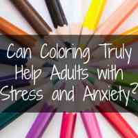 Can Coloring Truly Help Adults With Stress and Anxiety?