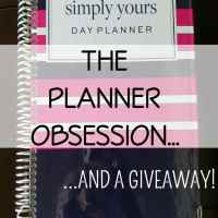 Planner Obsession: Simply Yours Day Planner Review