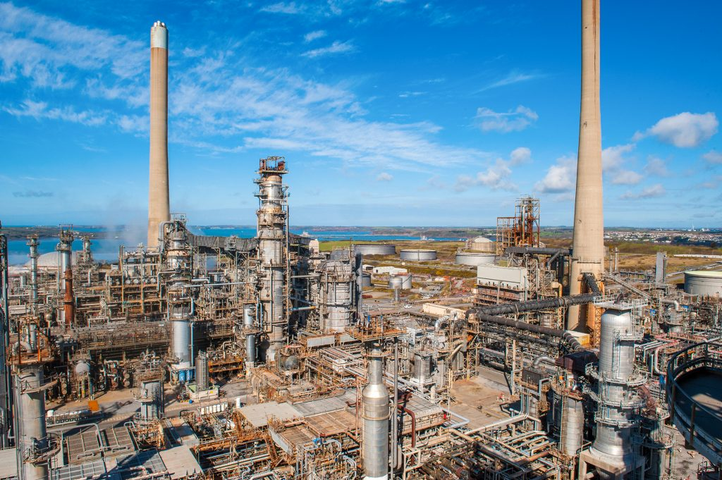 Valero Oil Refinery Came Close To 39catastrophic Incident