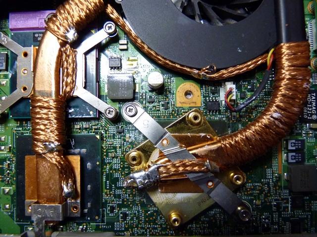 Memaksimalkan Cooling System Laptop