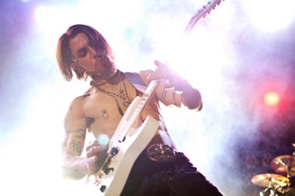 Dave Navarro. (Photo by Christopher Nelson)