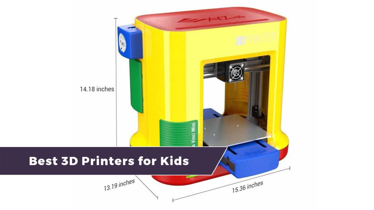 Bad 3d Planer Four Of The Best 3d Printers For Kids And Teens