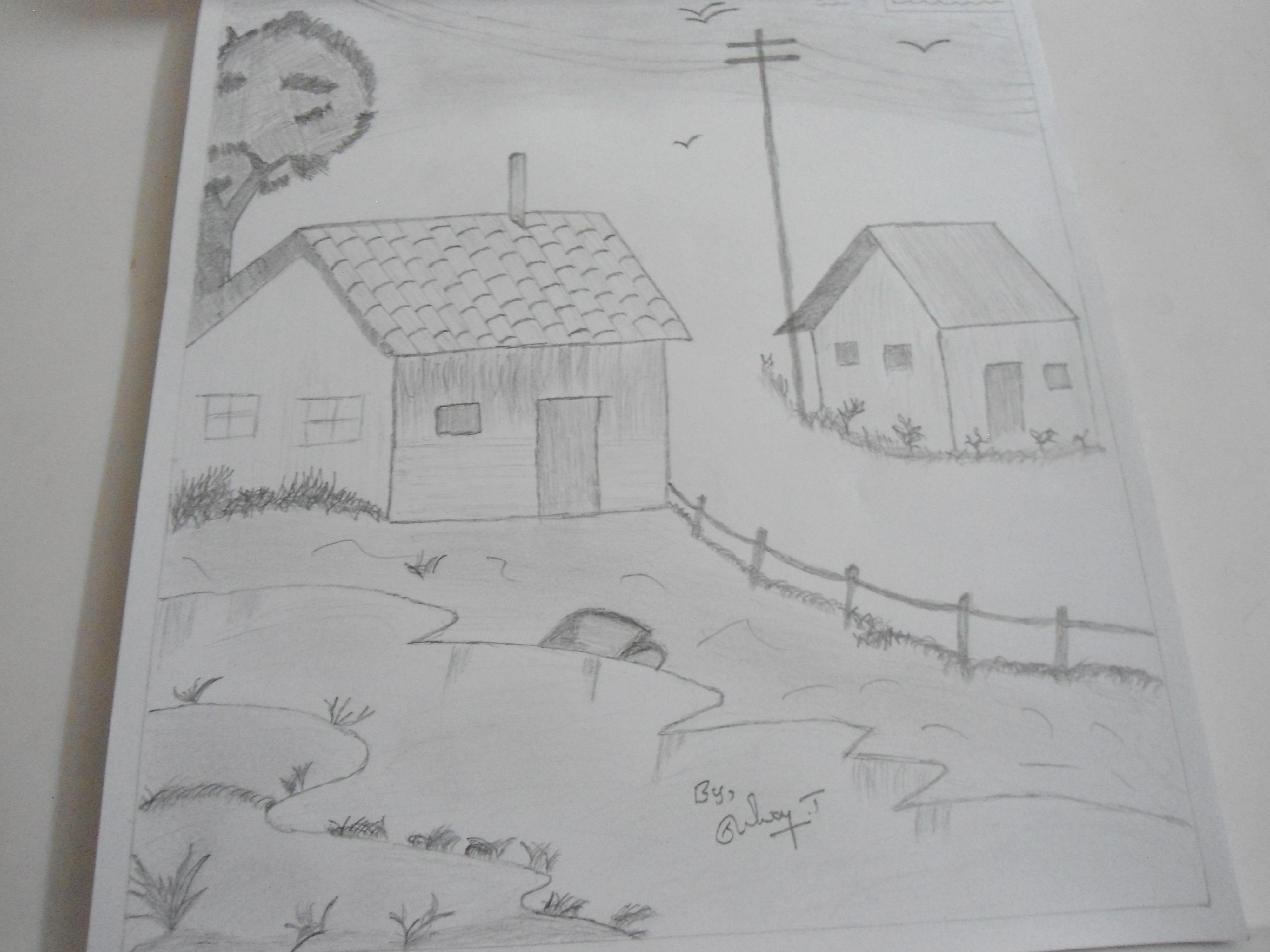 pencil drawings of angels