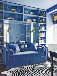 BHG Style Spotters: Monochromatic Decorating - Pencil ...