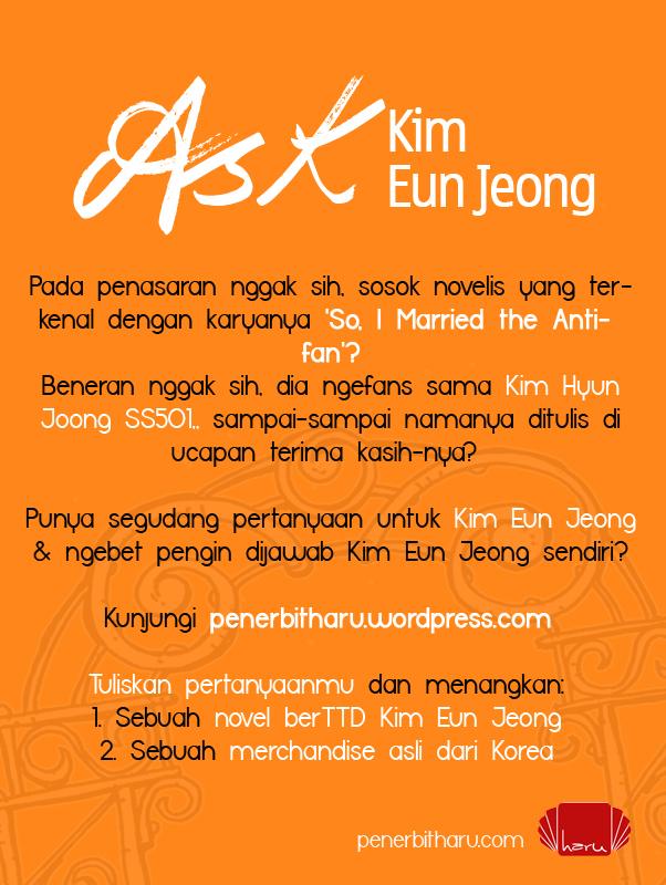Lowongan Editor Februari 2013 Portal Info Lowongan Kerja Terbaru Di Solo Raya Ask Kim Eun Jeong 29 Mei 5 Juni 2013 Penerbitharu