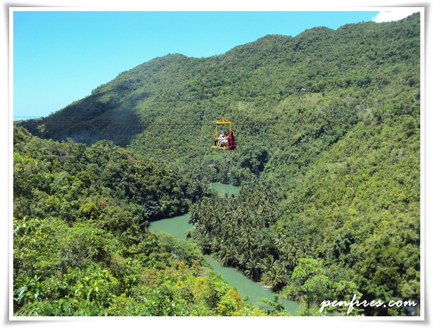 Bohol Countryside Tour-Part 2 of 3: Loboc River, Bilar Man-made Forest & Butterfly Center