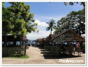 Mactan Cebu Cheap Beach Resort: Palm Beach in Marigondon