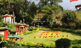Bell Church and Chinese Temple Baguio