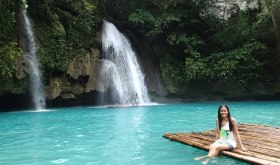 Kawasan Falls of Cebu