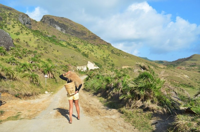 Vakul lady in batanes