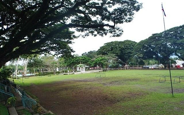 Valencia Plaza Negros Oriental