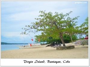 Island Hopping to Virgin Island of Bantayan Cebu