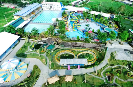 Saygon Waterpark Pasuruan - www.traveloka.com