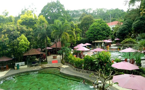 Gracia Resort & Spa (sumber: booking.com)