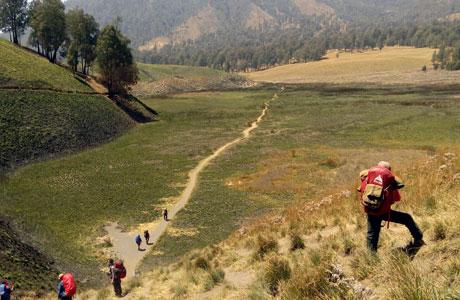 Rute Dan Estimasi Waktu Pendakian Gunung Semeru Penginapan Net 2021