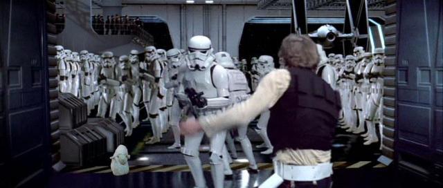 Meep in Star Wars Episode 4