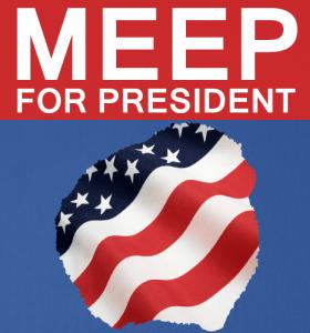 Meep for President