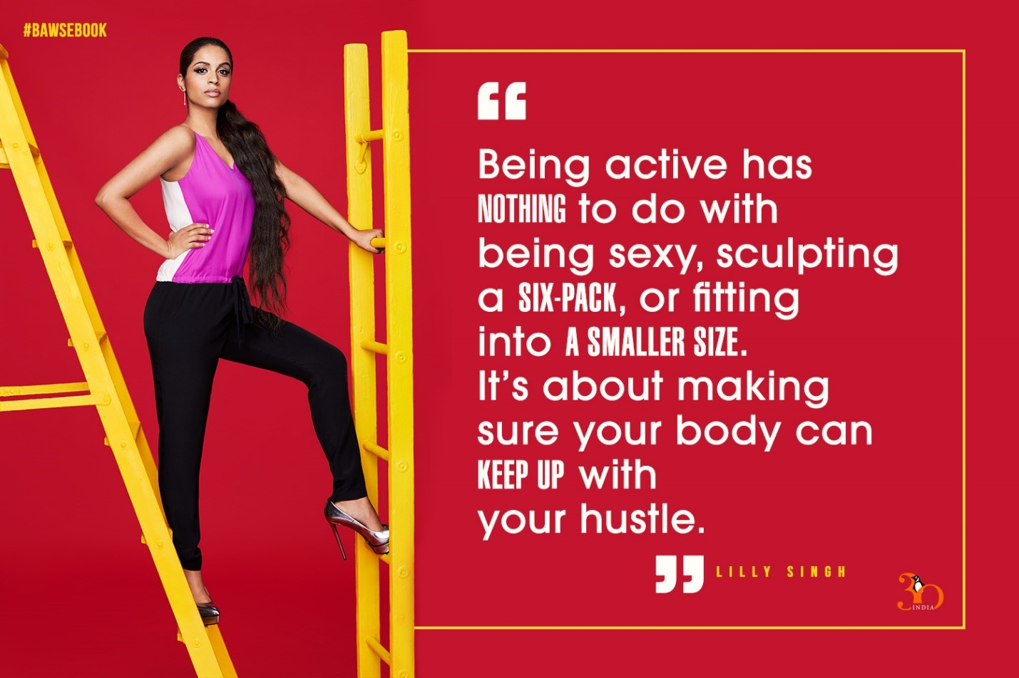 Iisuperwomanii Quotes Wallpaper 10 Lessons From Lilly Singh S Book How To Be A Bawse