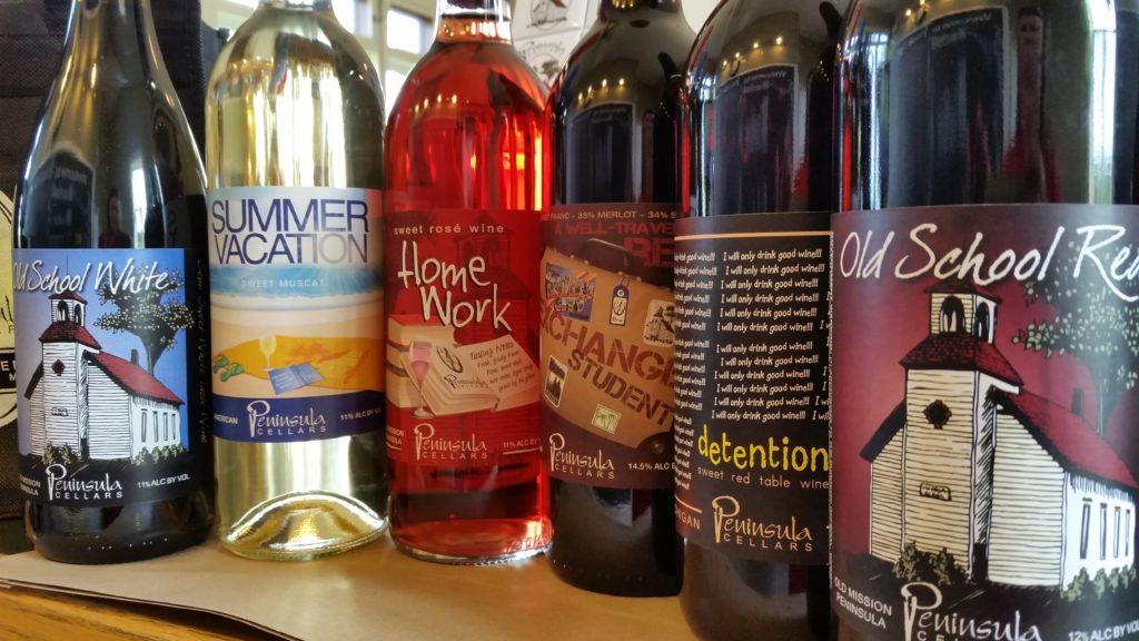 Peninsula Cellars Wines