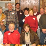 Group present at the Friends of Peninsula State Park founding meeting.
