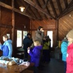 2016 First Day Hike. Photo by Kelli Bruns