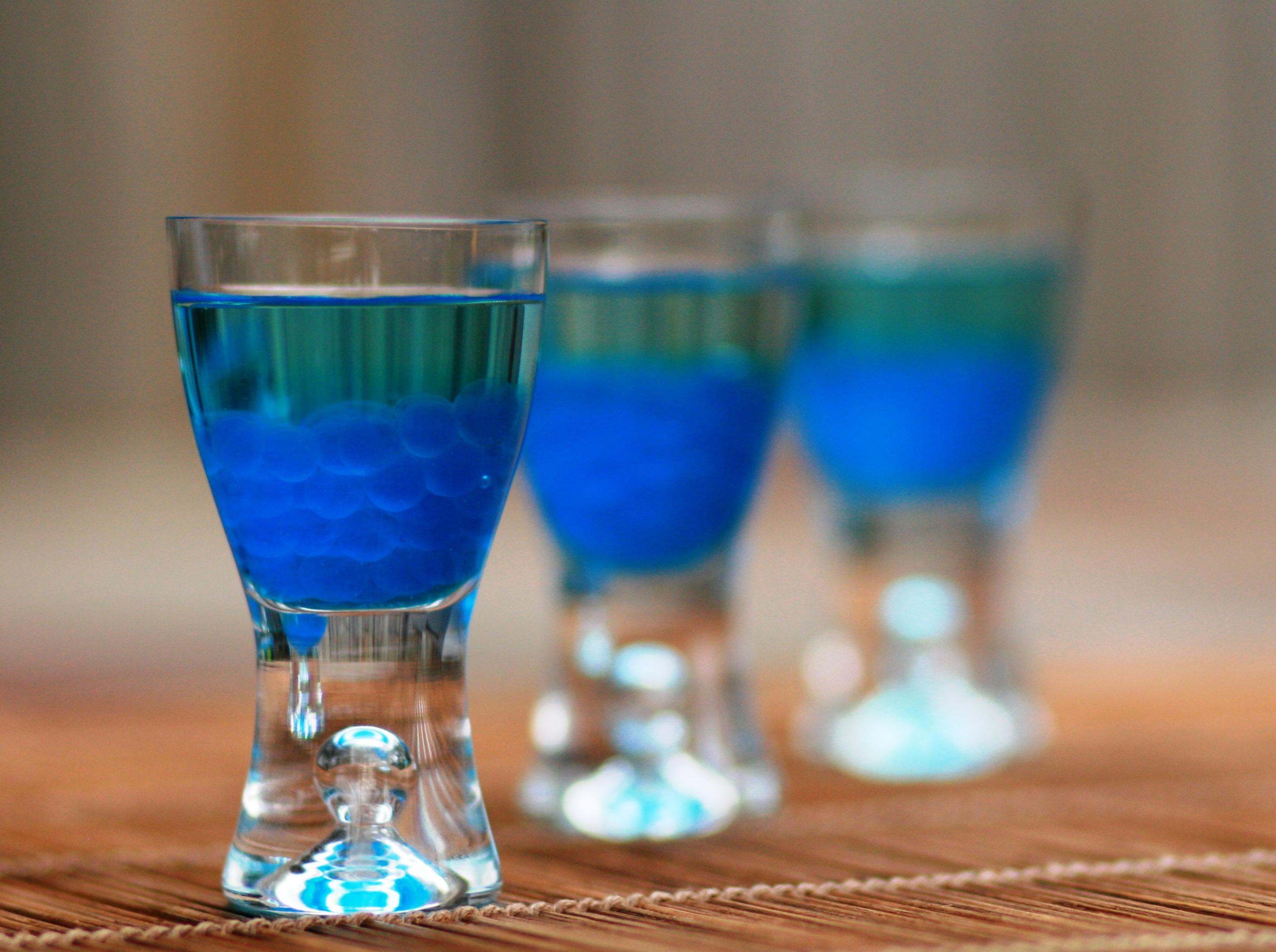 Blue Curacao Cocktail Alkoholfrei Blue Curacao Flavour Pearls