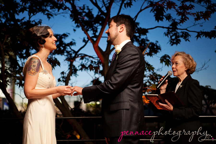 Wedding at the Park in Chelsea