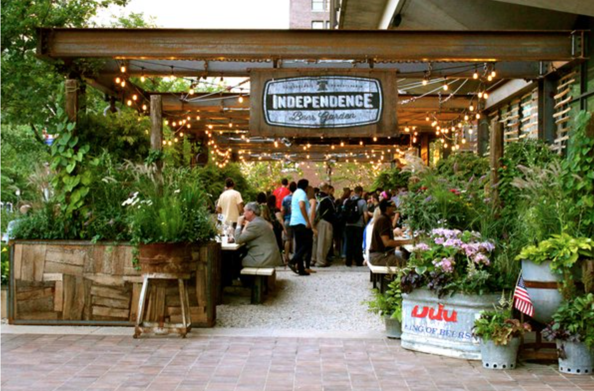 independence beer garden re opening for the season u2013 penn appétit