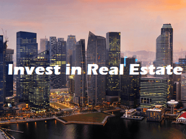 invest real estate