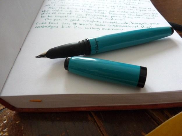 Platignum Studio fountain pen