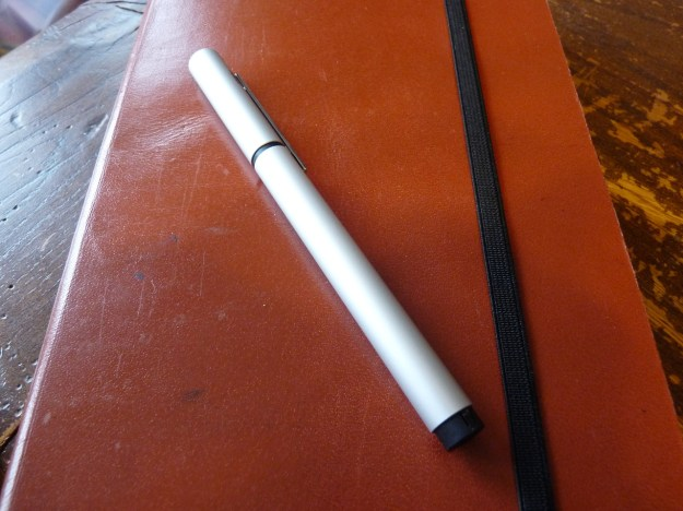 Lamy pur 47 with notebook