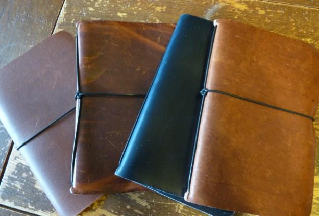 Davis Leatherworks covers