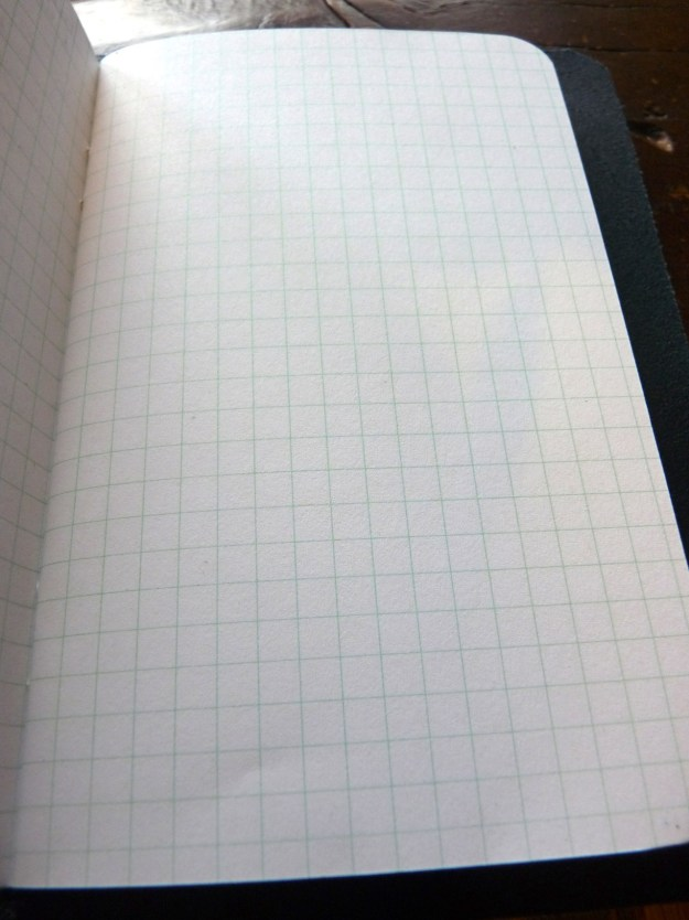Calepino notebook grid