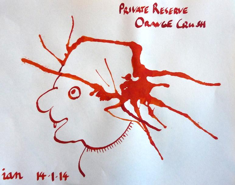 Inkling - Private Reserve Orange Crush