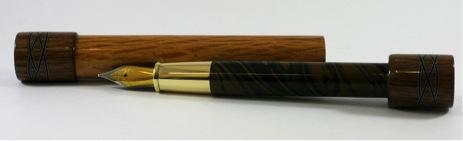 Twiss Galileo fountain pen 2