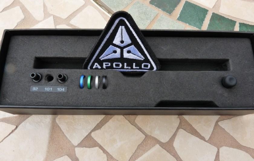 Apollo Technical Pen box