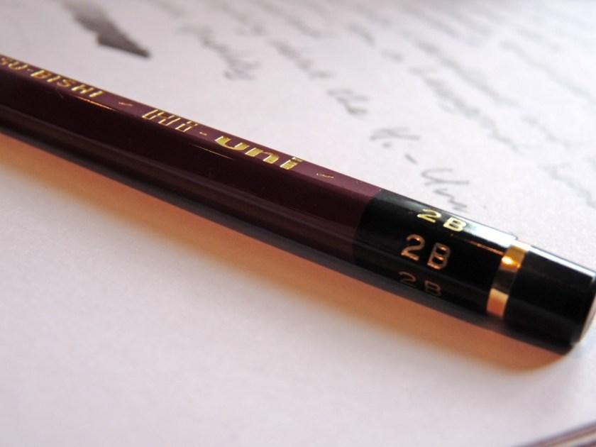 Mitsubishi Hi-Uni pencil review