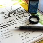 Noodlers Lexington Gray ink review