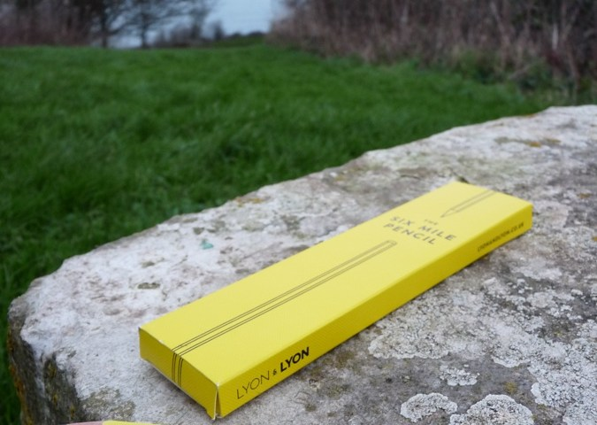 Six Mile Pencil with box
