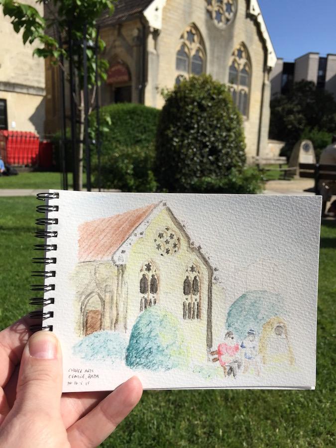 Art Chapel, Bath