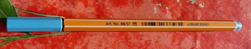 Stabilo Point 88 Fineliner barcode side