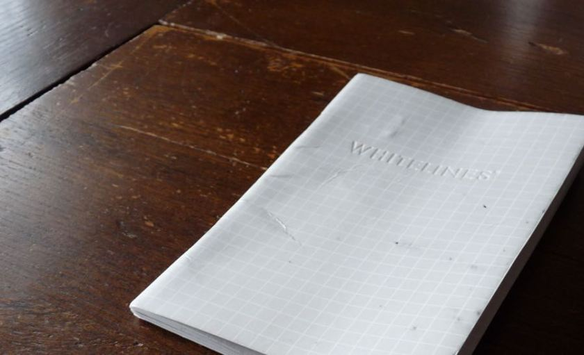 Whitelines Pocket notebook mini review