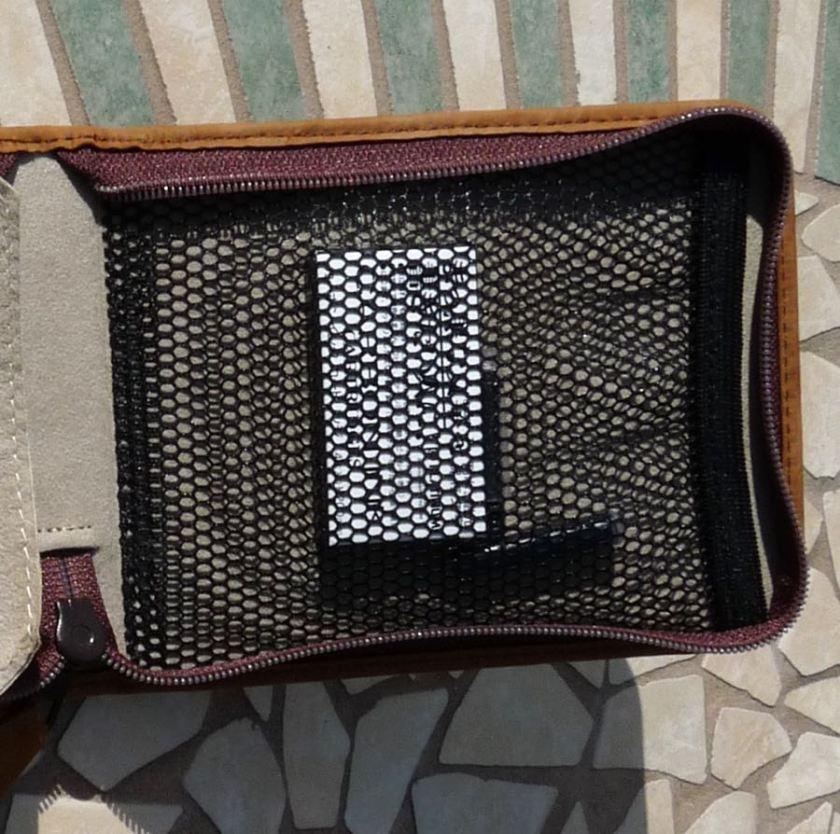 Kaweco Traveler Case netting side