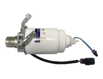 2009 chevy duramax fuel filter housing