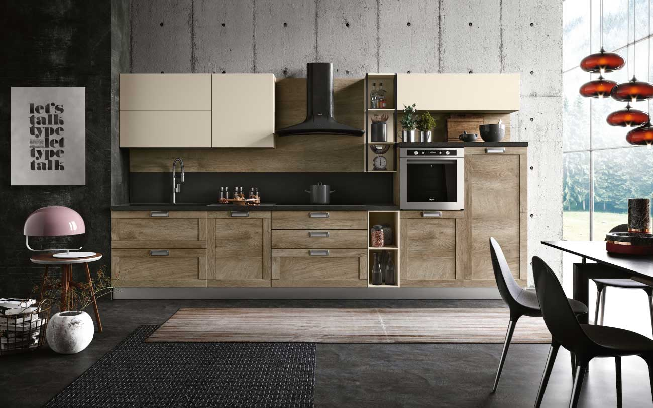 Cucina Angolare Open Space Come Arredare Un Open Space Moderno Pensarecasa