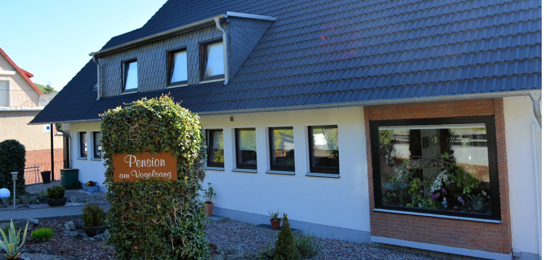 Pension Steingarten Pension Am Vogelsang