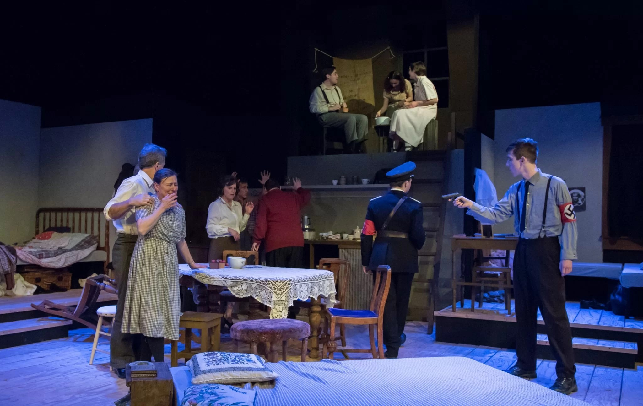 Administrative Assistant The Diary Of Anne Frank – 2016 – Pentacle Theatre