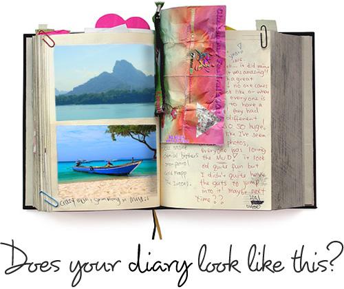 Penzu Diary